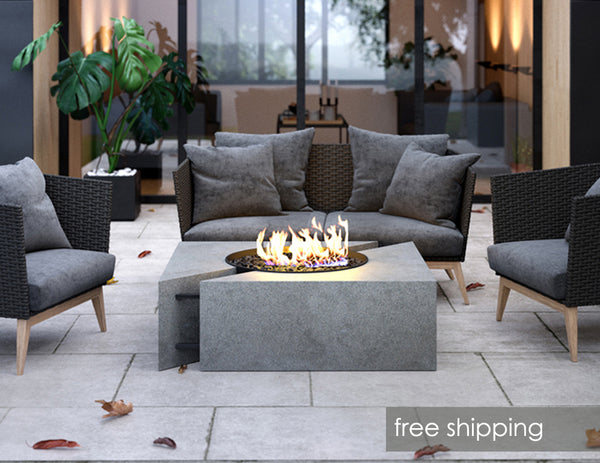 Chaos Square Fire Pit