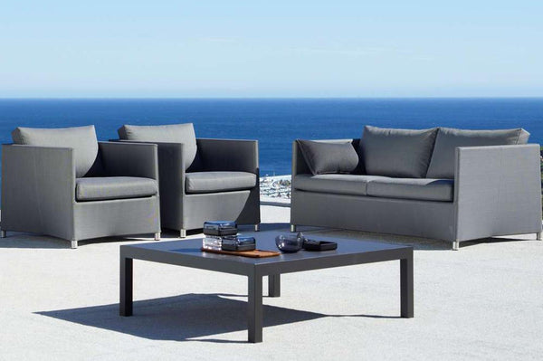 Diamond Outdoor furniture by Cane line