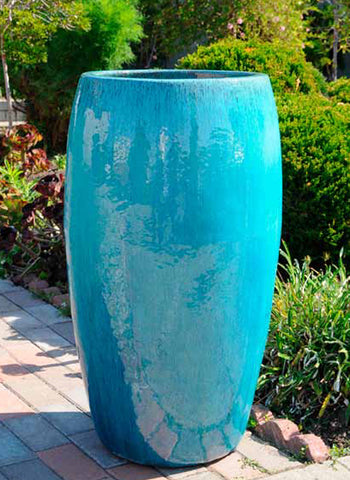 Tall and Oversized Ceramic Pots & Planters - Denver