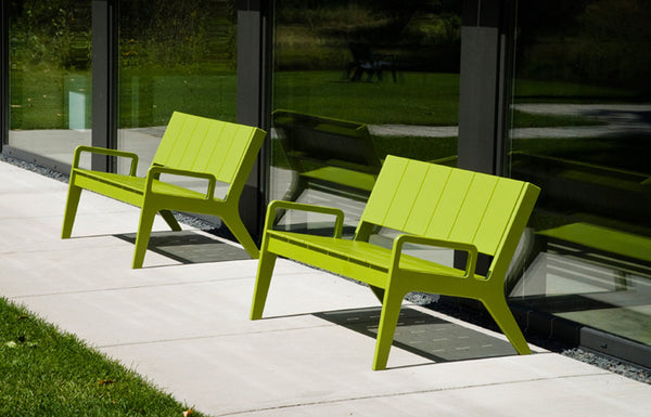 Modern Outdoor Benches denver
