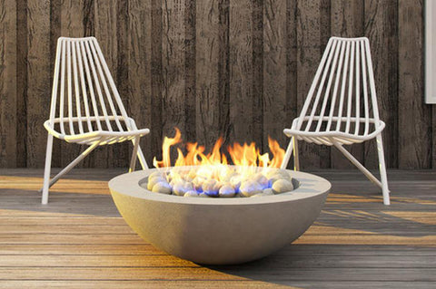 kratos concrete fire bowl