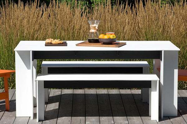 HALL OUTDOOR DINING TABLE