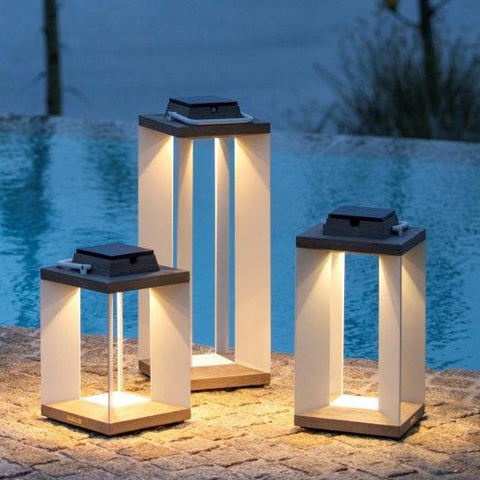 Modern Patio Furniture - Blade Solar Lantern