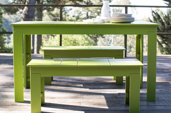 lollygagger picnic table by loll design