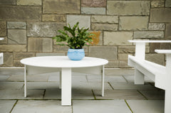 Outdoor Table - Lollygagger Coffee Table - Round