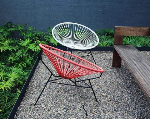 Modern Patio Furniture - Patio Chair - Sayulita