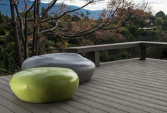 patio pebble seat