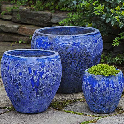 SYMI ANGKOR BLUE PLANTER