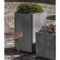 Fiber glass urban planters