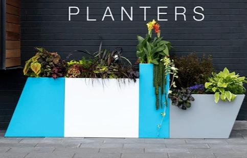 TESSELLATE PLANTERS