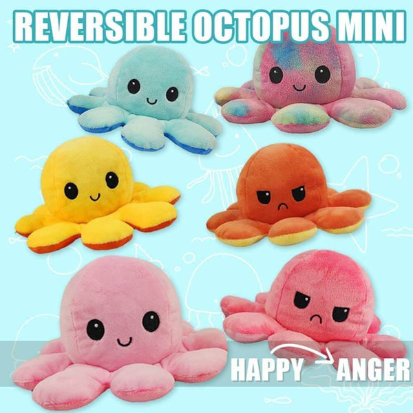 Octopus That Shows your Mood Without Saying a Word!