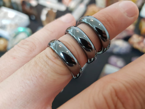 hematite ring meaning