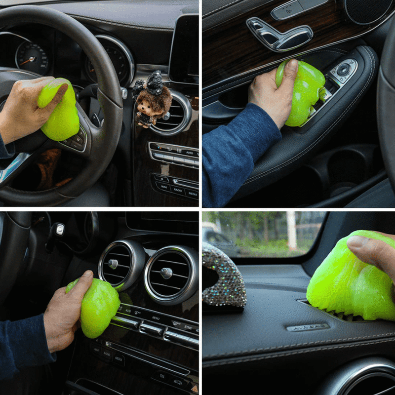 SuperClean™ Reusable Professional Slime Cleaner - Bullskin