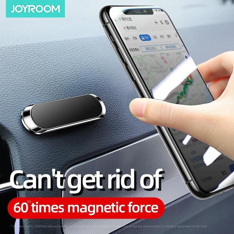 Mini Magnetic Car Mount Phone Holder - Bullskin
