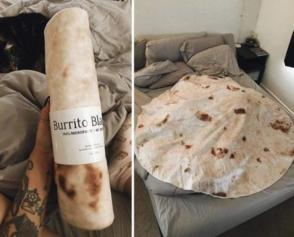 The Burrito Blanket - Bullskin
