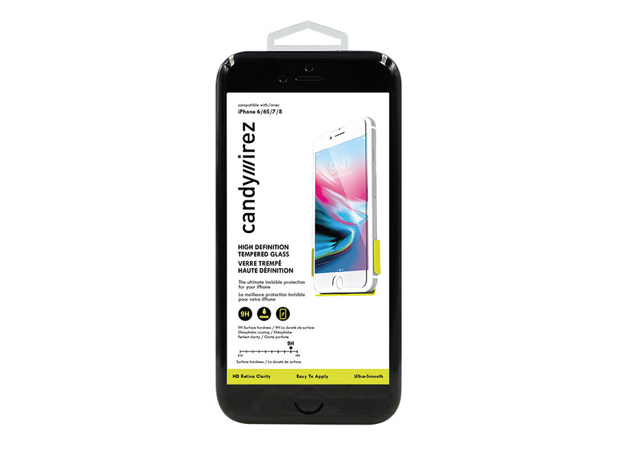 Tempered Glass Screen Protector With Applicator