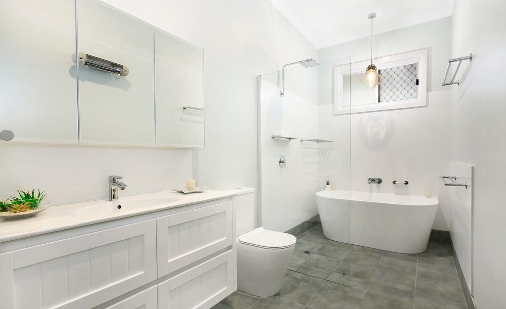 A Bathroom Update in Corrimal