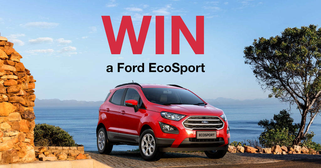 WIN a 2019 Ford EcoSport