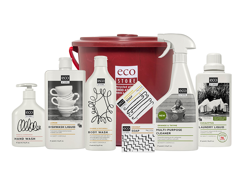Eco-store healthy home pack