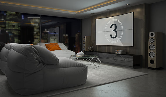 How much does a media room cost?
