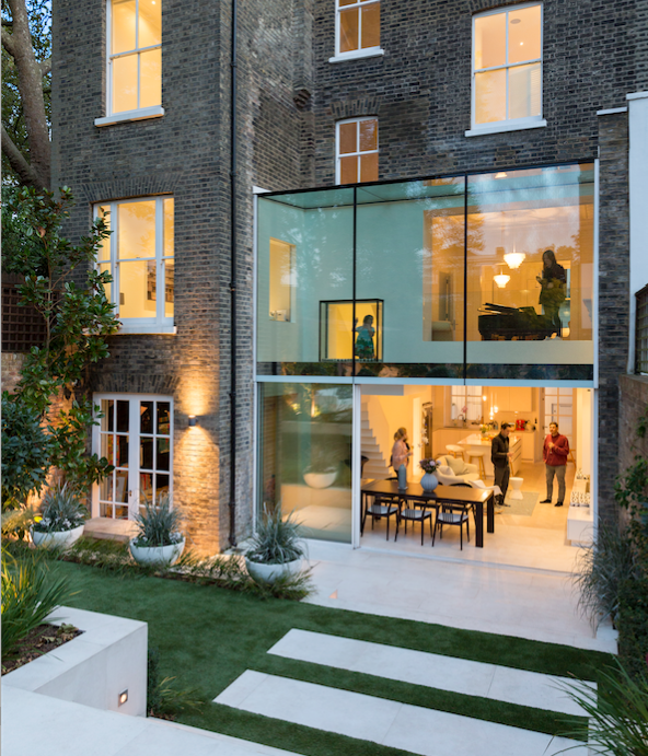 REAL HOME: A playful London extension