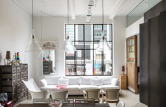 REAL HOME: Queen St apartment abode