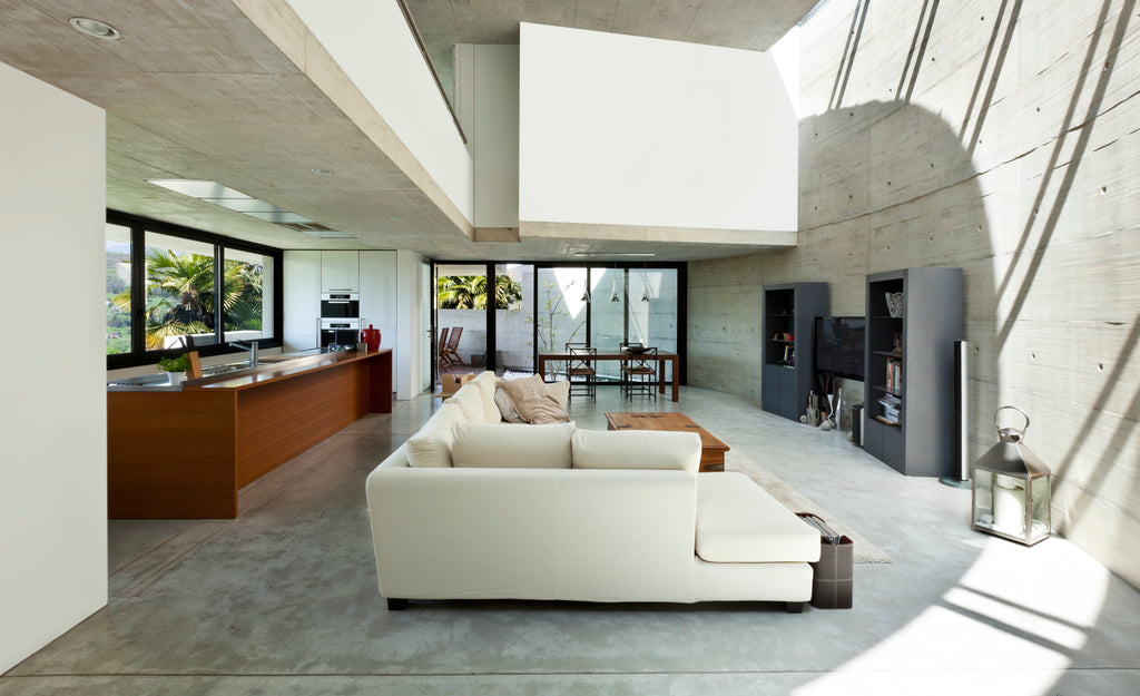 TREND REPORT: Things to consider with polished concrete floors