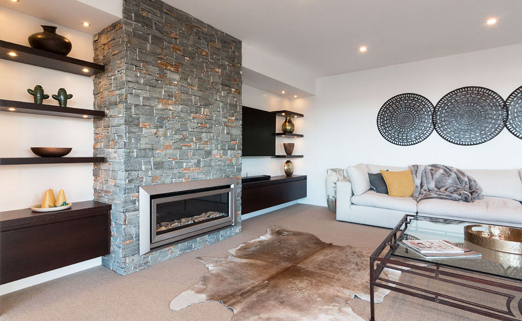 REAL HOME: Luxury Fireplace Makeover