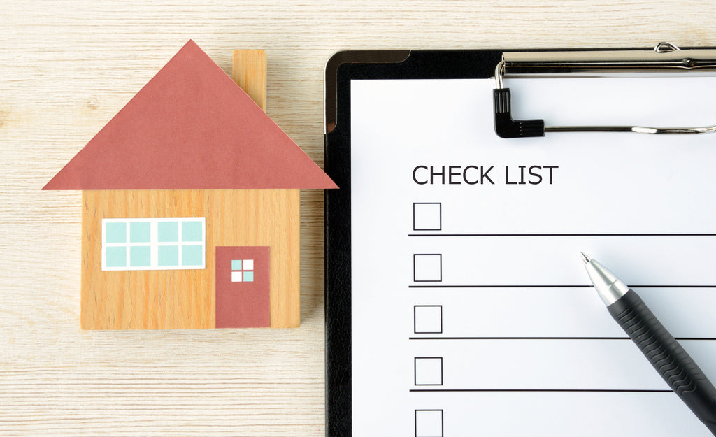 Interior Renovation Checklist