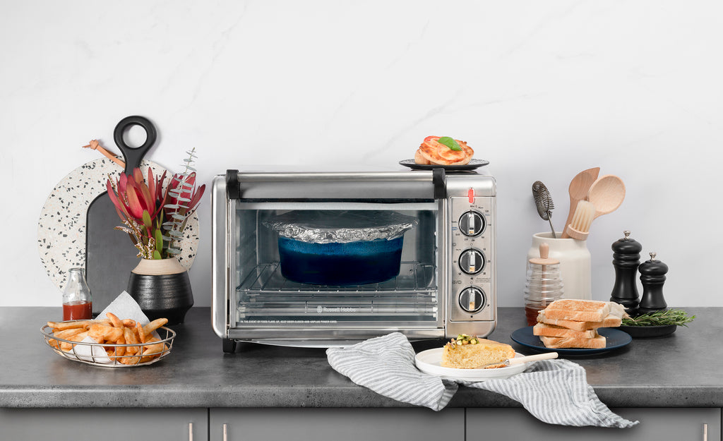 Product Review: The Russell Hobbs Air Fry Crisp'N Bake Toaster Oven