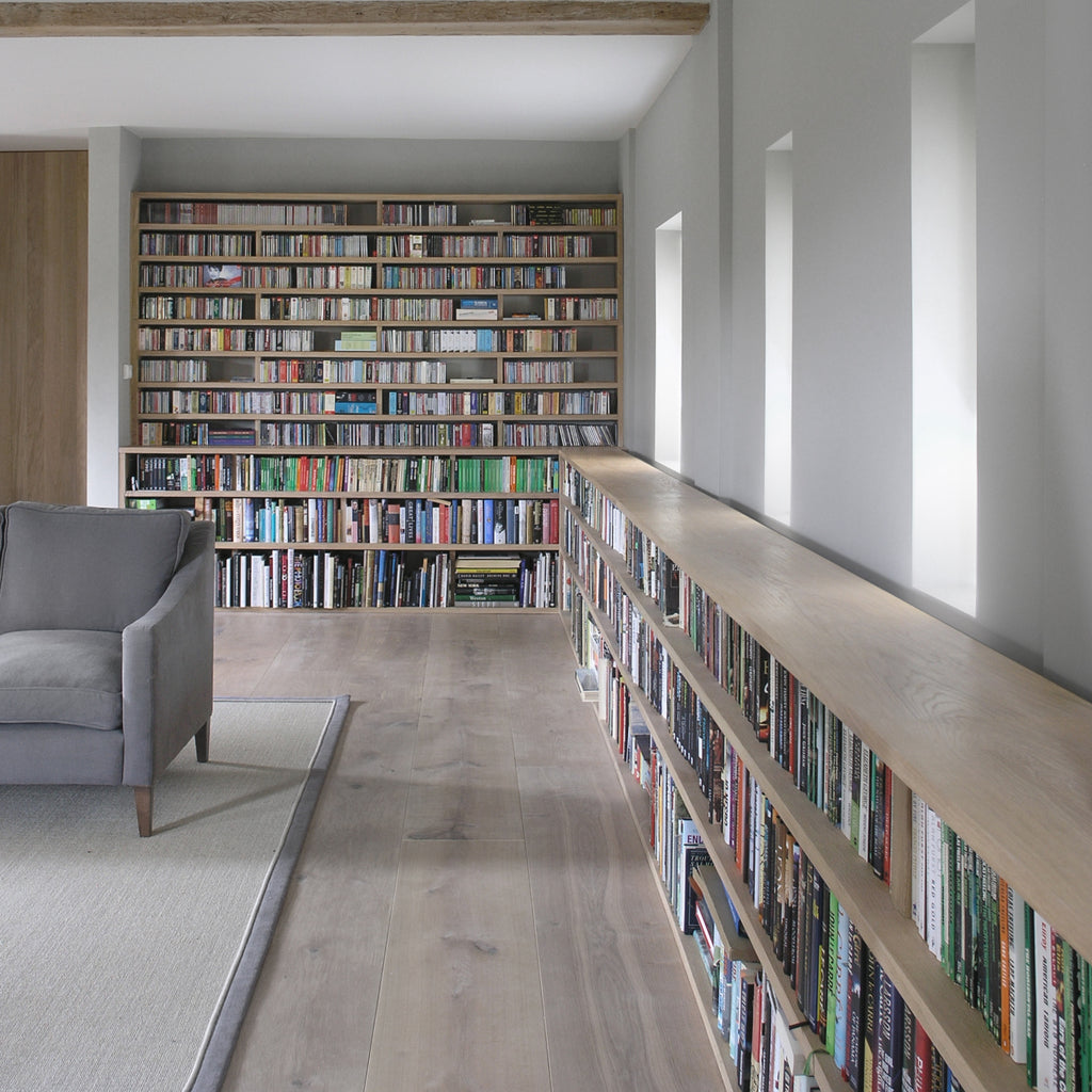 converted barn library