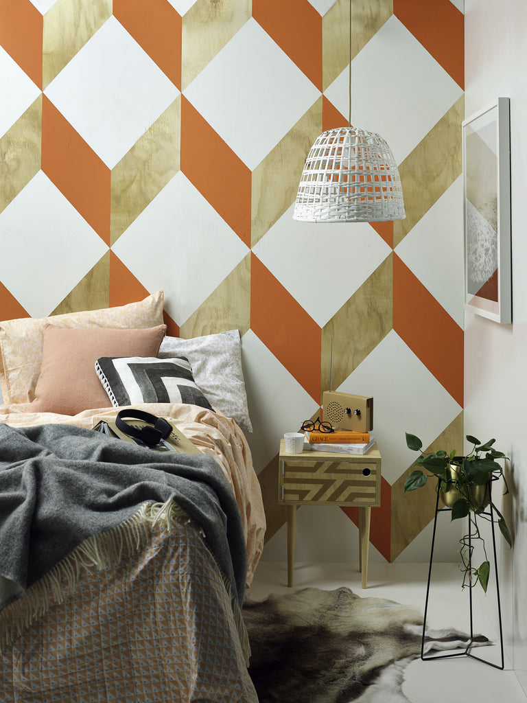 Fast Forward To Today, And Feature Walls Have Become A Go To Option For  Adding Colour And Pattern To Homes, In A More Modern And Sympathetic  Context.