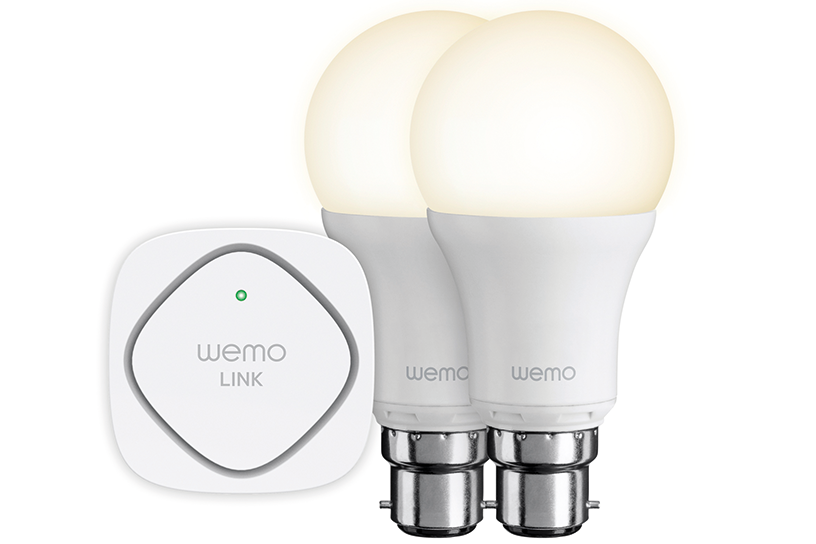 Bayonet WeMo LED Starter Kit