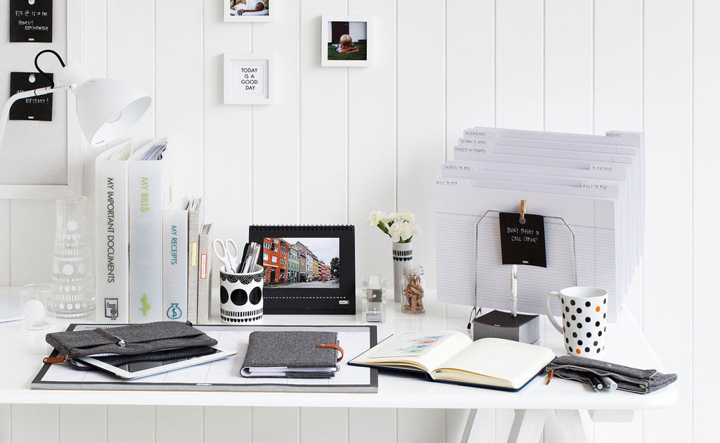 working from home desk design by kikki k.