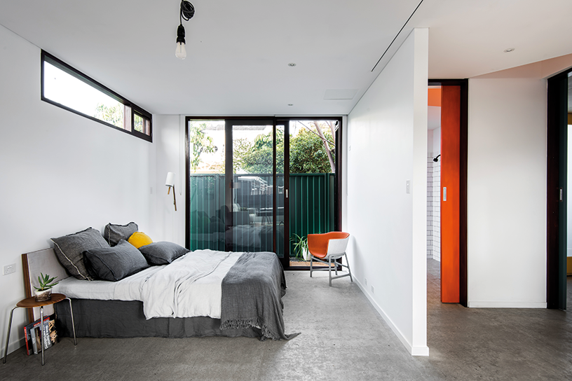 Two-in-one home and studio in Perth