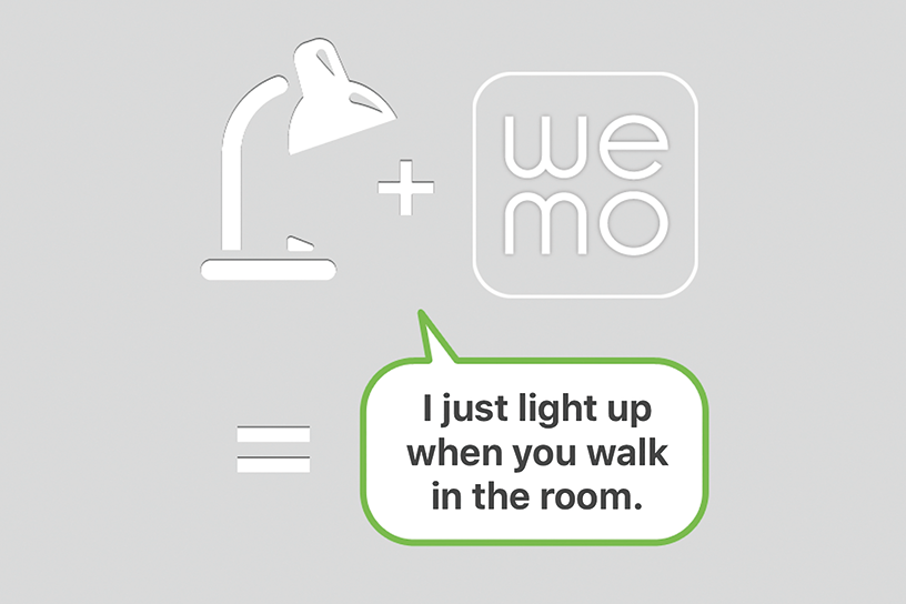 WeMo LED light bulbs