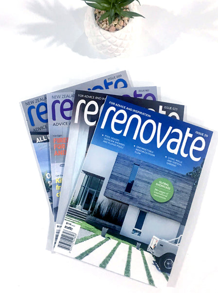 DEAL 1: 4x Renovate for $20