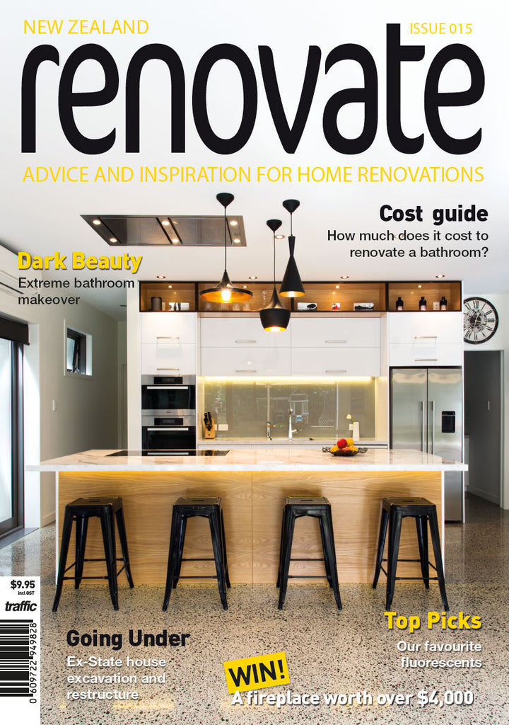 Bathroom Renovation Cost New Zealand renovate magazine issue 015
