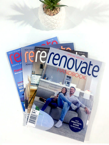 SPECIAL EDITION DEAL: 4x Renovate for $30