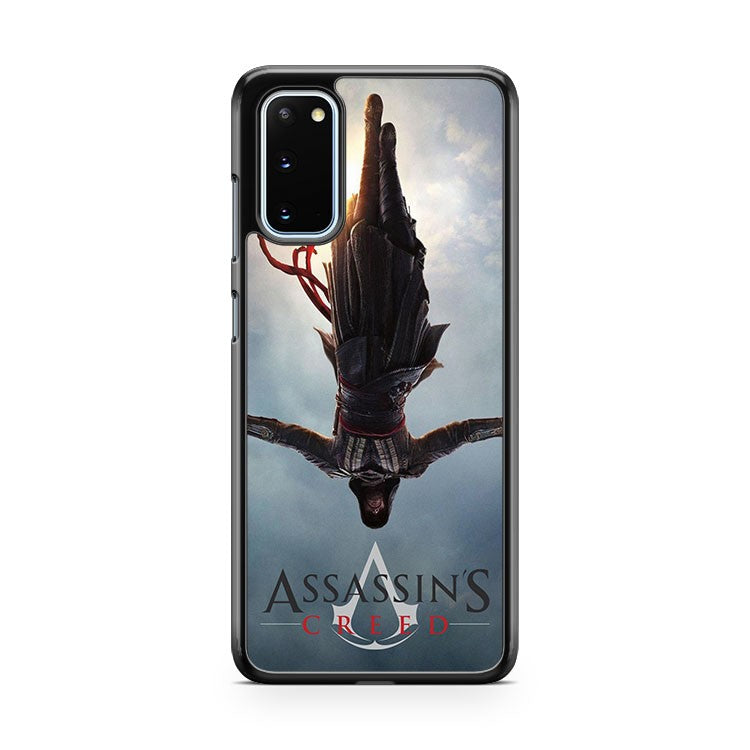 Assassins Creed Faith Jump Samsung Galaxy S20 Phone Case