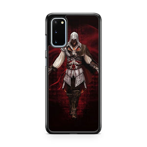 Assassins Creed Logo Samsung Galaxy S20 Phone Case