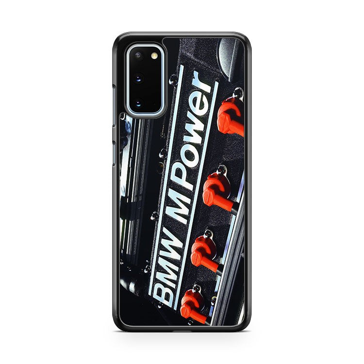 Automotive Car Engines BMW Power Samsung Galaxy S20 Phone Case