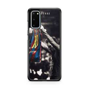 Barcelona Messi Samsung Galaxy S20 Phone Case