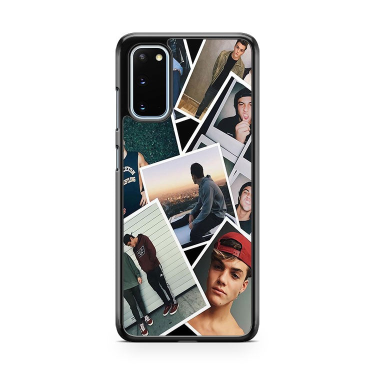 Dolan Twins Collage 2 Samsung Galaxy S20 Phone Case