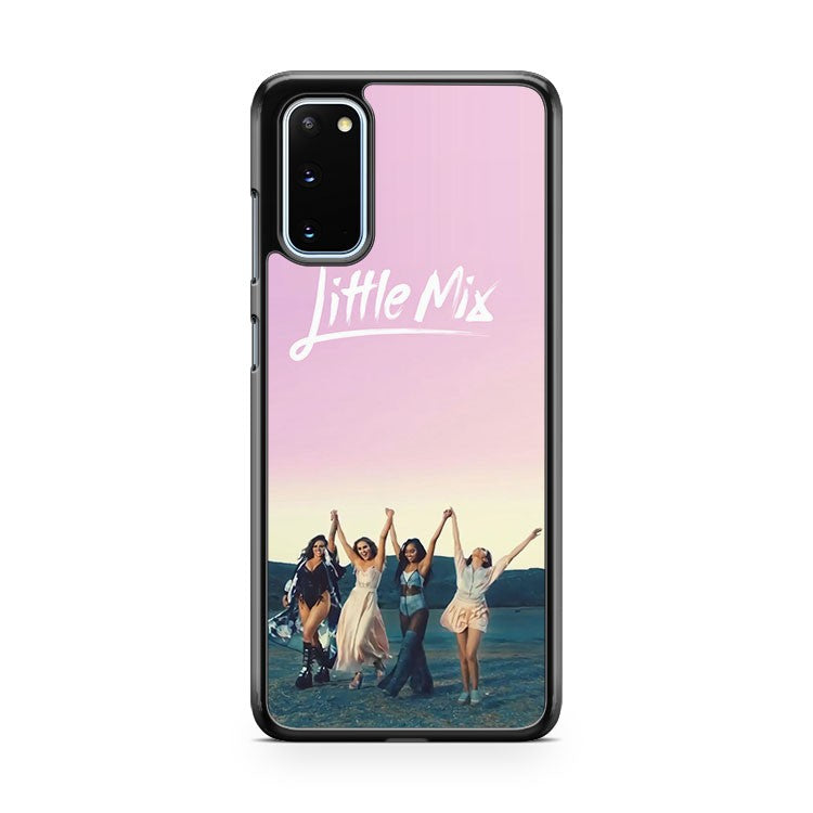 Little Mix Pink Shout Out Wings Samsung Galaxy S20 Phone Case