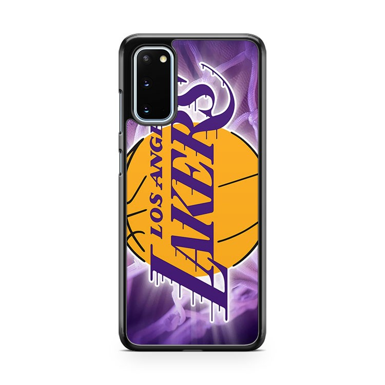 Los Angeles Lakers Samsung Galaxy S20 Phone Case