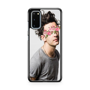 Matt The 1975 Flower Cencored Samsung Galaxy S20 Phone Case