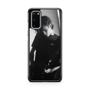 Matthew Healy The 1975 Rock Band Samsung Galaxy S20 Phone Case