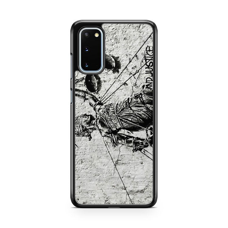 Metallica Stoned Justice Samsung Galaxy S20 Phone Case