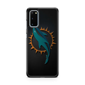 Miami Dolphins Samsung Galaxy S20 Phone Case